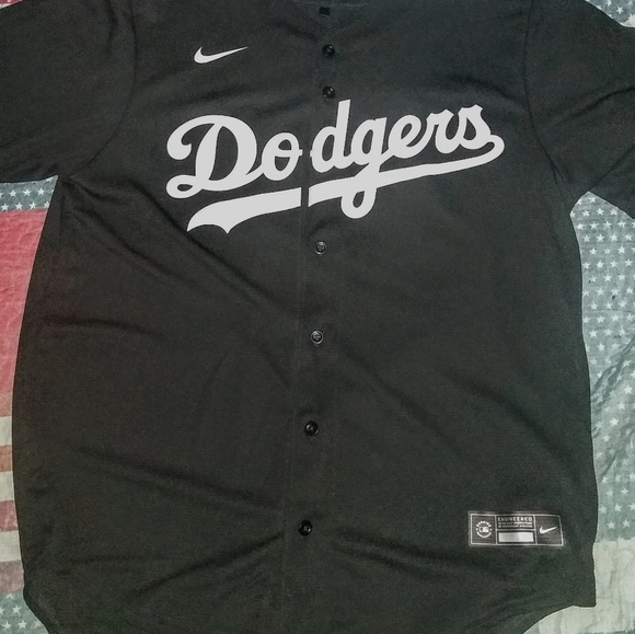 Nikes Jersey Dodgers